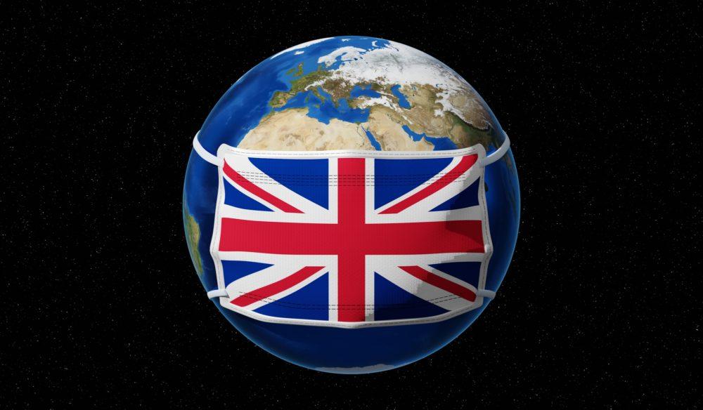 UK COVID-19 lockdown Strategy